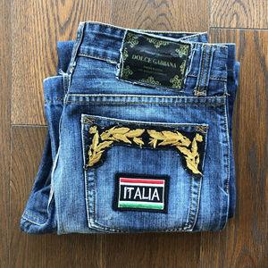 Dolce & Gabanna 16 Classic Jeans 33X33